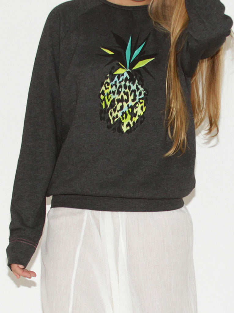 Pineapple Crew Sweatshirt