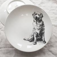 Golden Retriever - Large Bowl