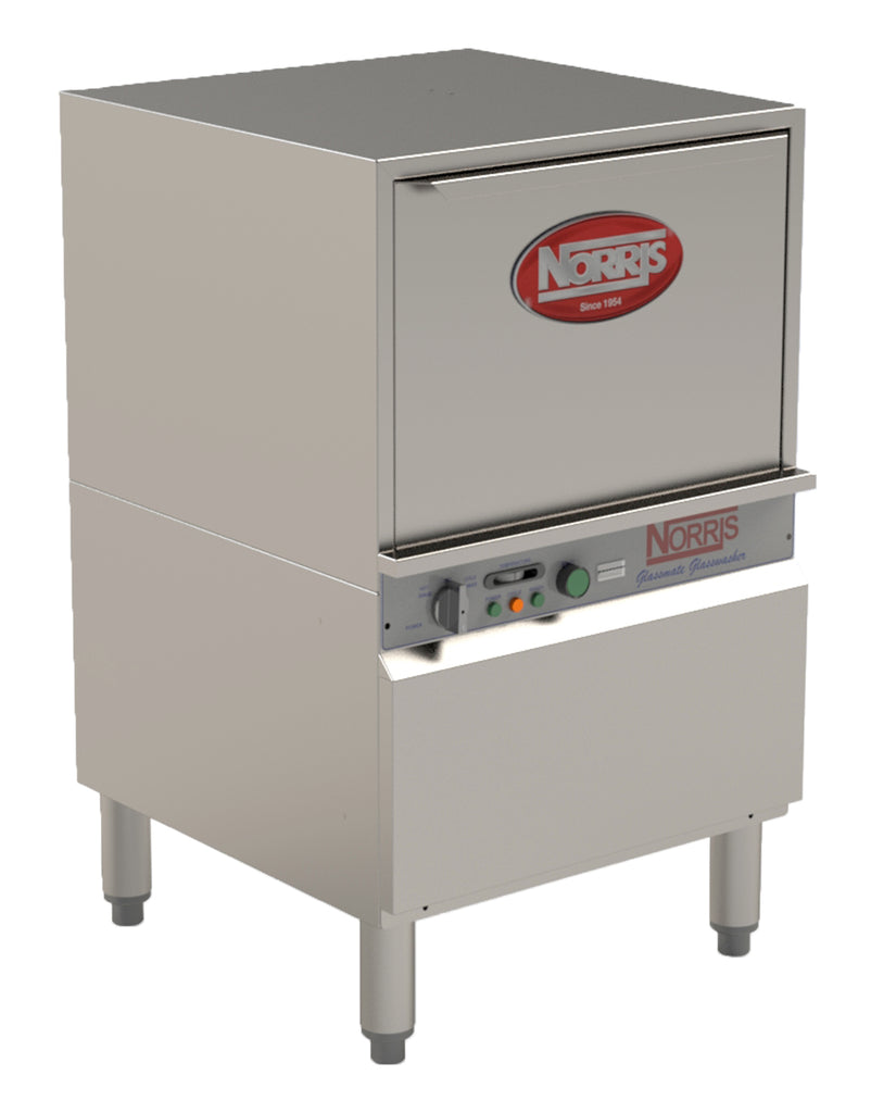 The 10 AMP Commercial Glasswasher