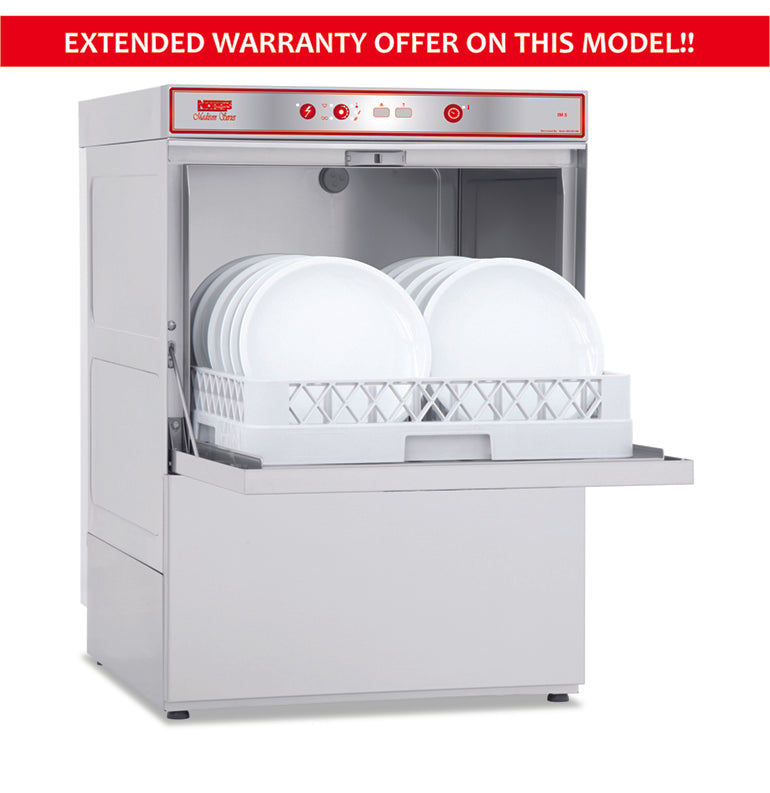 The IM5 Underbench Commercial Dishwasher