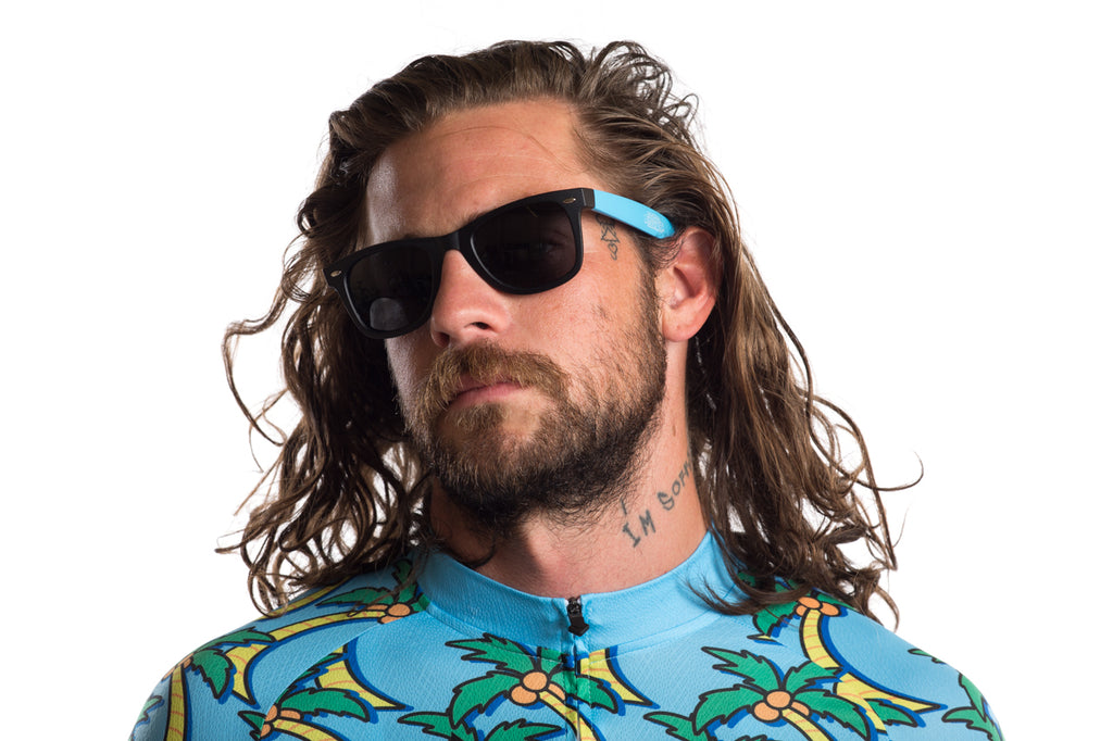 Palm Trees -  State Bicycle Polarized Shades - Summer Collection