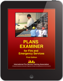 eBook Plans Examiner for Fire and Emergency Services, 1st Ed.