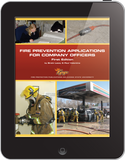 eBook Fire Prevention Applications for the Company Officers, 1st Ed.