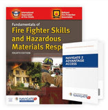 Fundamentals Fire Fighter Skills and Hazardous Materials Response, 4th edition includes Navigate 2 Advantage Access