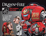 2019 Drawn By Fire Calendar