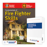 Fundamentals of Fire Fighter Skills, Enhanced 4th Edition includes Navigate 2 Advantage Access