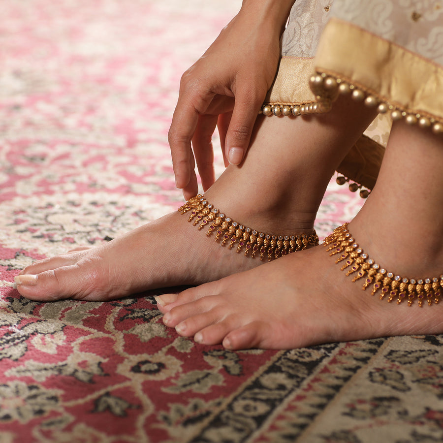 Aarna Anklets