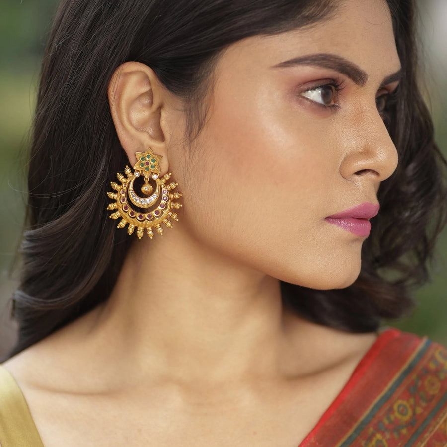 Tarang Earrings