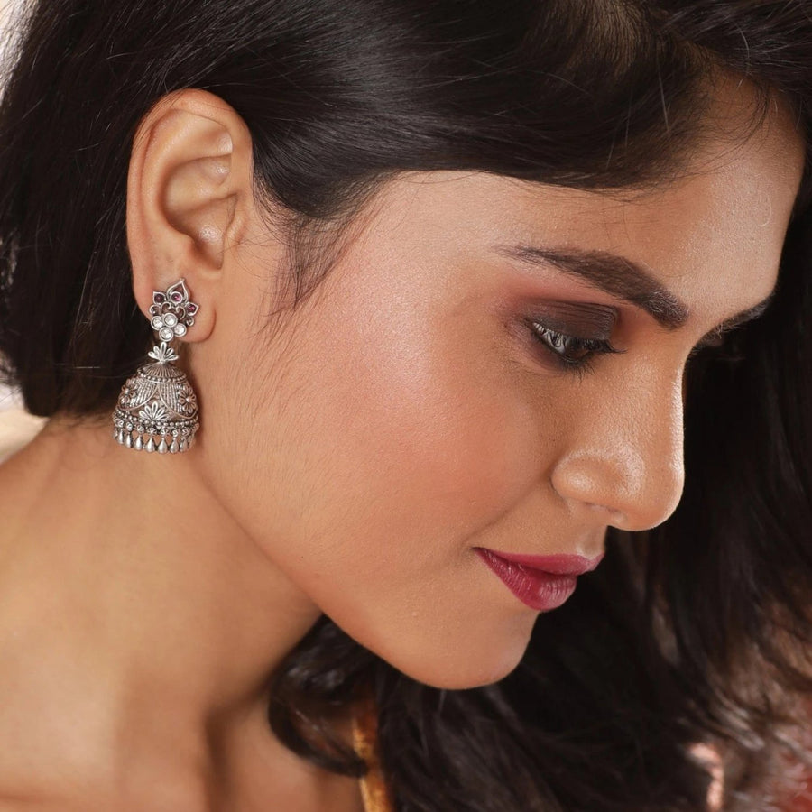 Gitali Jhumka Earrings