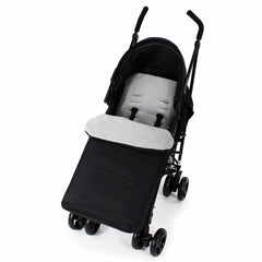 Footmuff For Britax Cosy Toes Buggy Puschair Pram Smart Dual Motion Agile - Baby Travel UK  - 7