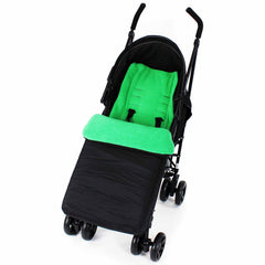 Footmuff For Britax Cosy Toes Buggy Puschair Pram Smart Dual Motion Agile - Baby Travel UK  - 13