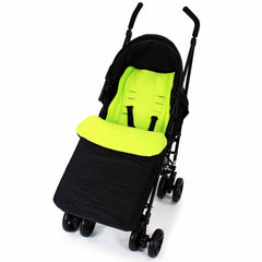 Footmuff For Britax Cosy Toes Buggy Puschair Pram Smart Dual Motion Agile - Baby Travel UK  - 17