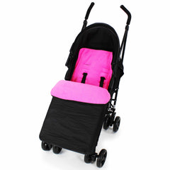 Footmuff For Britax Cosy Toes Buggy Puschair Pram Smart Dual Motion Agile - Baby Travel UK  - 9