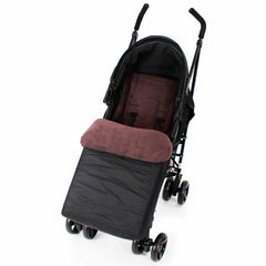 Footmuff For Britax Cosy Toes Buggy Puschair Pram Smart Dual Motion Agile - Baby Travel UK  - 15