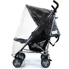 Raincover For Maclaren Techno Classic - Baby Travel UK  - 2