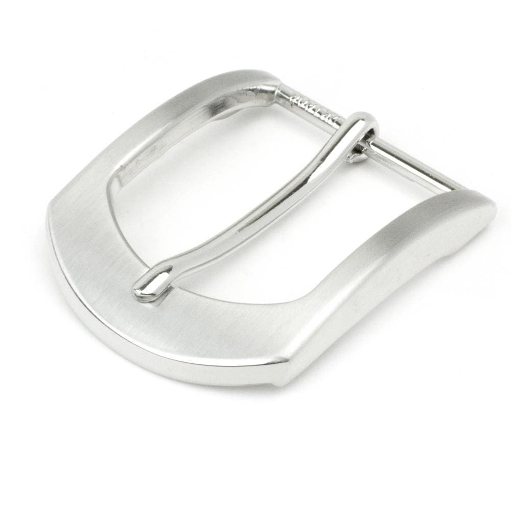 Nickel Free Buckles - Silver Arch Buckle (1 ) By Nickel Smart® | Nonickel.com