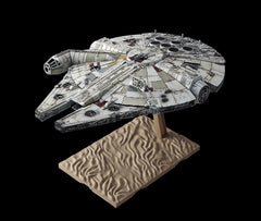 SWPM 1/144 Millennium Falcon (The Force Awakens)