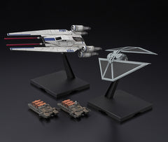 SWPM 1/144 U-Wing Fighter & TIE Striker