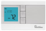 Thermostat, Digital 5-2 Day Programmable, Multi-Stage 2 Heat / 1 Cool, Robertshaw RS3210
