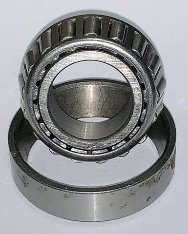"Tapered Roller Bearing Set for .865"" Spindle; .8656"" ID x 1.781"" OD, LM12749 & LM12711, Set of 4"