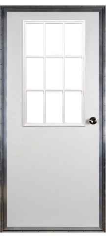Outswing Fiberglass Entry Door