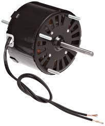 "3.3"" Vent Motor; 1/70 HP, 1500 RPM, CCW, OAO"