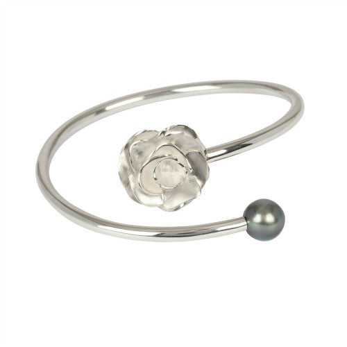 Wild Irish Rose Bangle