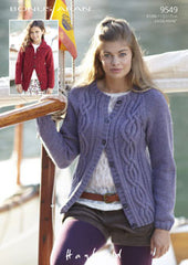 Hayfield - A Voyage to the Aran Isles - Pattern Book 415