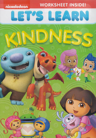 Let's Learn : Kindness DVD Movie