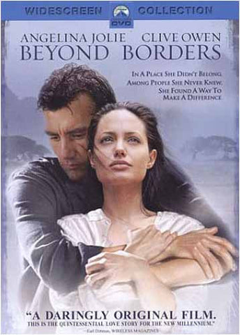 Beyond Borders (Widescreen Edition) DVD Movie