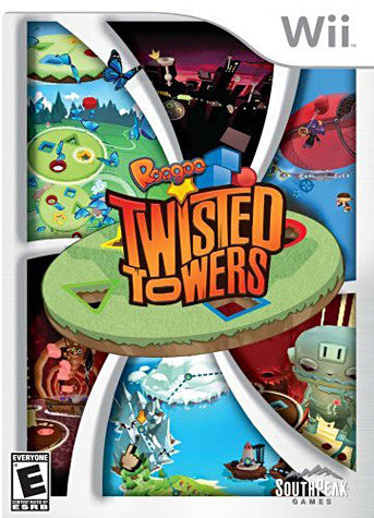 Roogoo - Twisted Towers (NINTENDO WII) NINTENDO WII Game