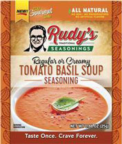 Tomato Basil Soup Seasoning