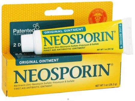 Neosporin First Aid Antibiotic Ointment Original 1 oz.