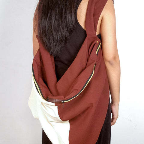 ECLIPSE in Brown (2 in 1 Wild Bag)