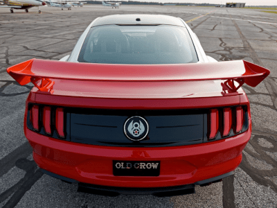 """2019 """"Old Crow"""" Mustang GT"""