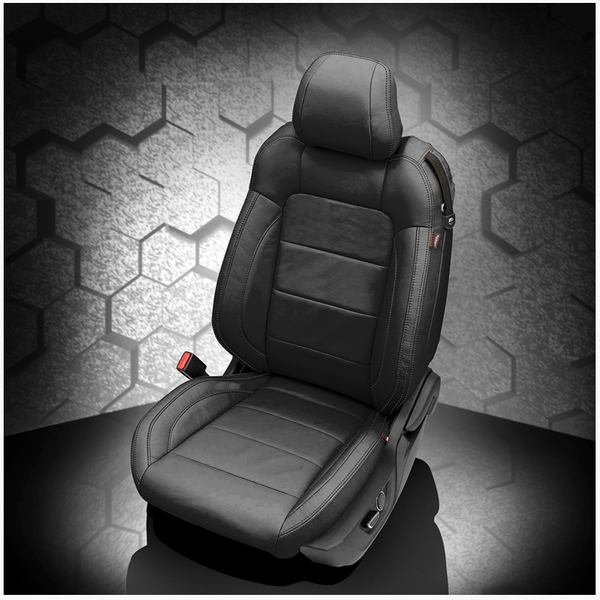 2015-2019 Ford Mustang Katzkin® Leather Seating Upgrade