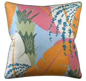 Ananas Pillow | Orange