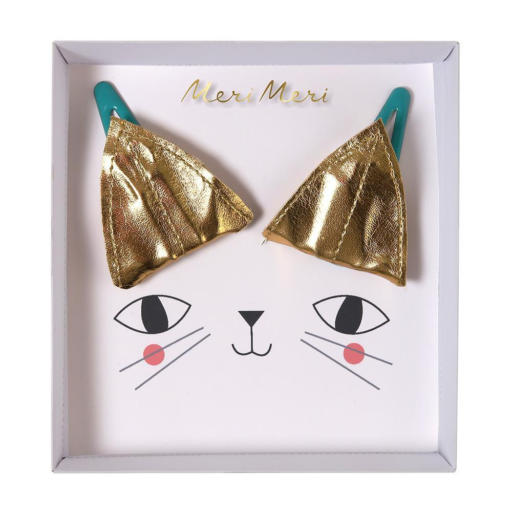 Cat Ear Hair Clips