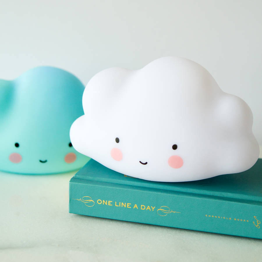Cloud LED Night Light