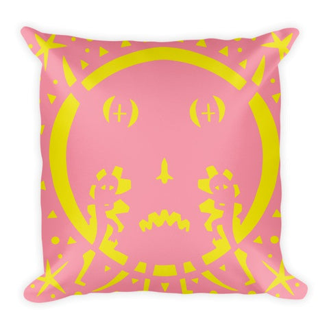 Jad Fair Moon Monster Pillow