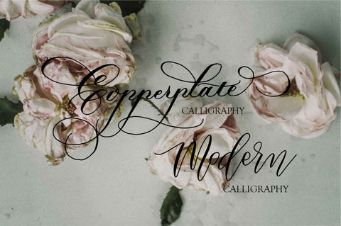 Copperplate Calligraphy and Modern Calligraphy Workshop