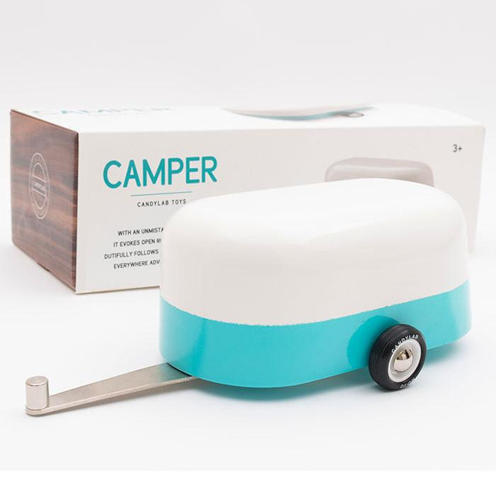 CandyLab Camper Trailer - Tiny People Cool Kids Clothes Byron Bay