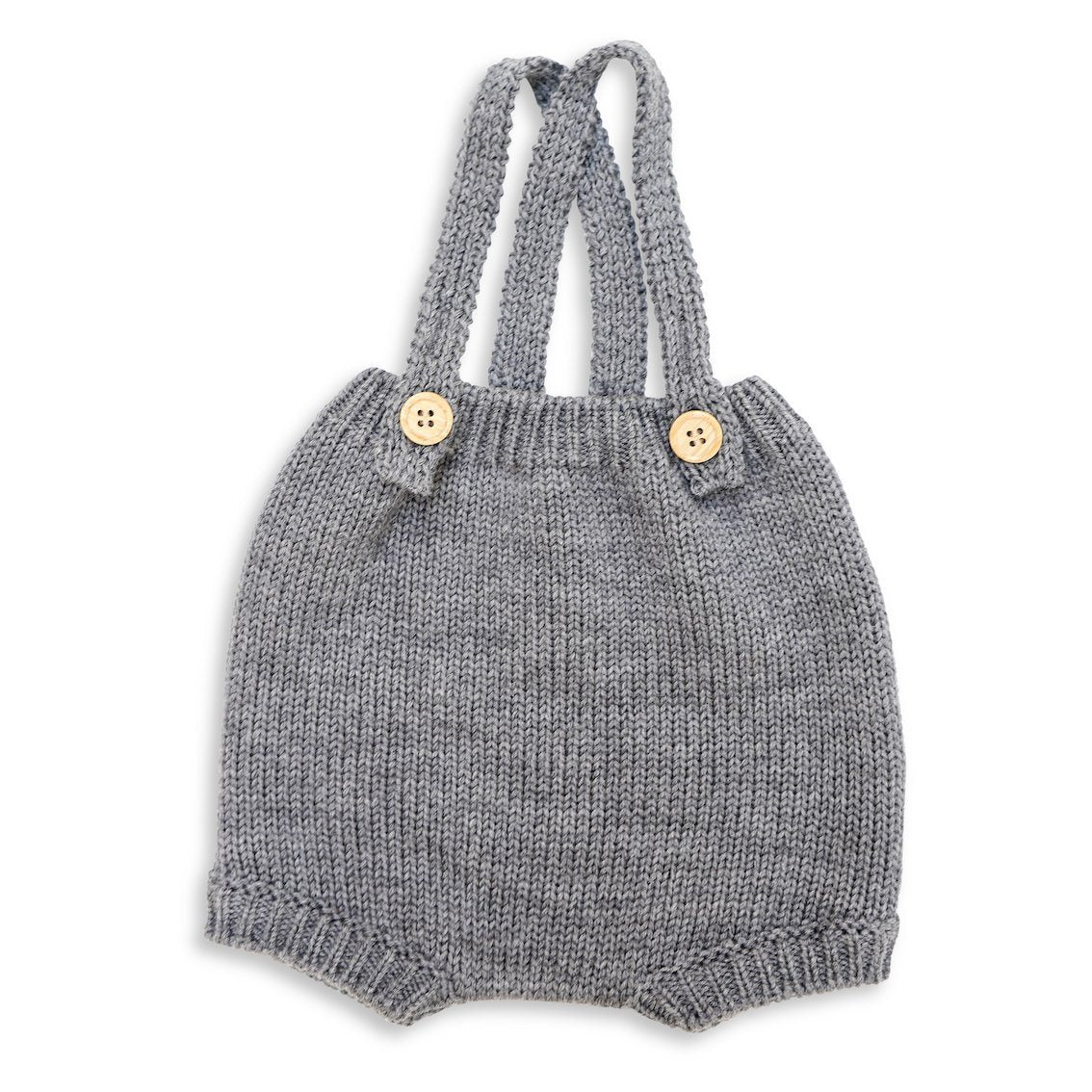 Cali Wool Knit Overalls