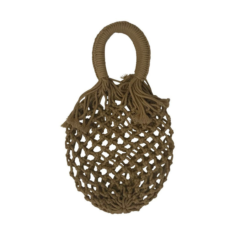 Crochet Purse Natural