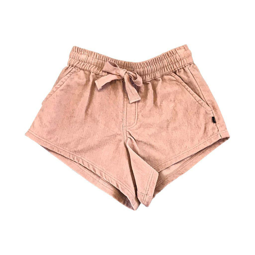 Feather Drum Pixie Velvet Shorts - Dusk - Tiny People Cool Kids Clothes Byron Bay