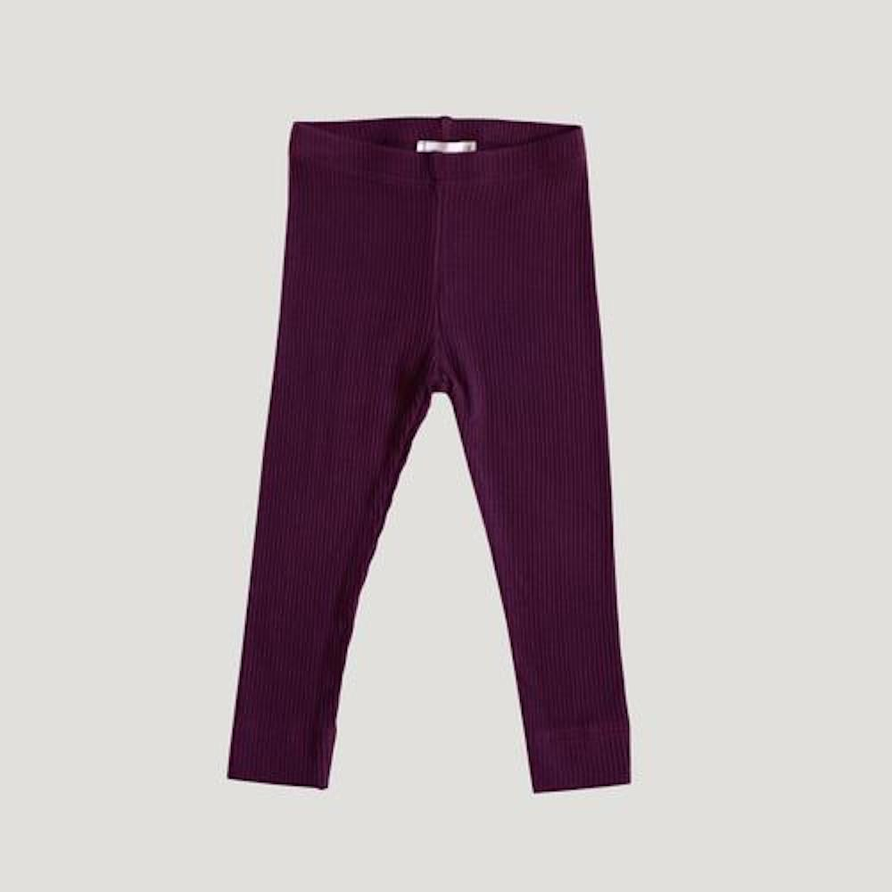 Jamie Kay Cotton Modal Essentials Leggings in Fig at Tiny People Shop Australia.