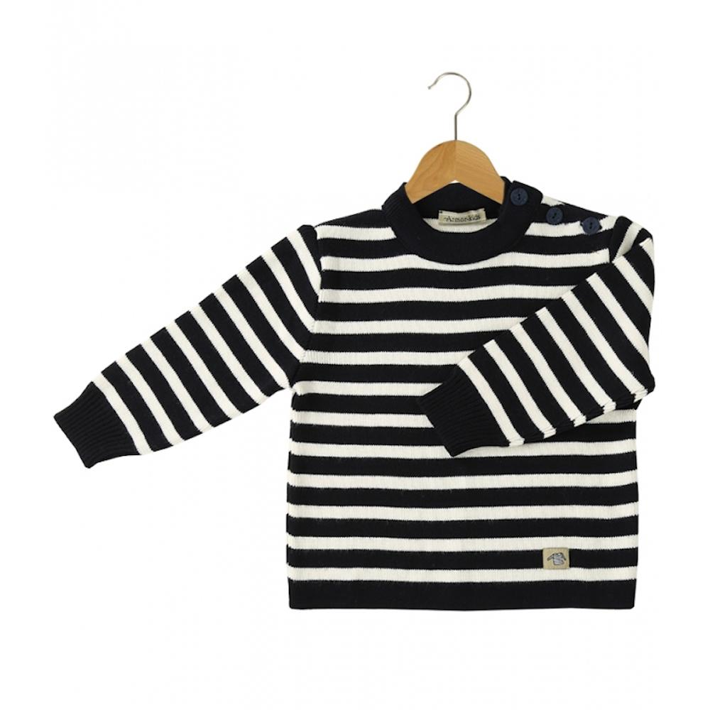 Armor Lux baby fisherman jumper at Tiny People Shop Australia.