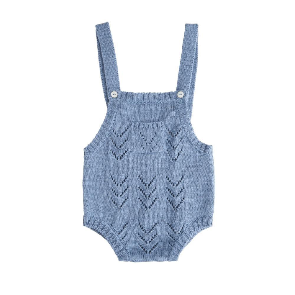 Knitted Tricot Body