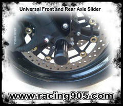 Racing 905 Axle Sliders Rear - Tacticalmindz.com