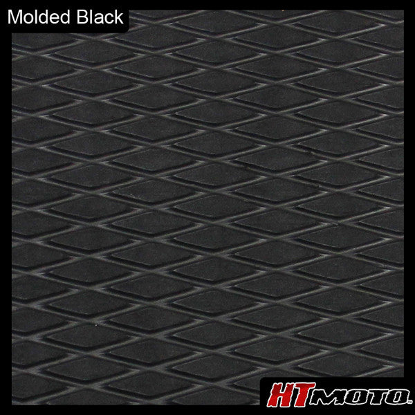 HT MOTO Black Molded Diamond Sheet - Tacticalmindz.com